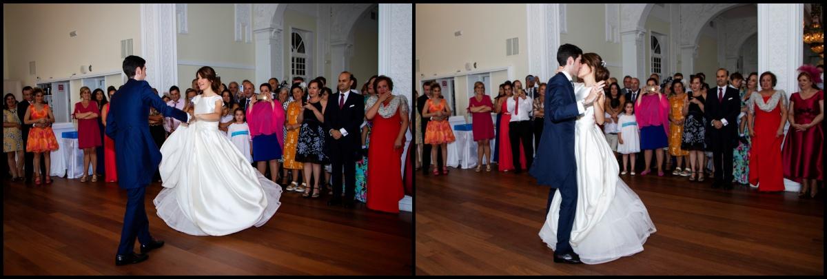 Reportaje boda Santander